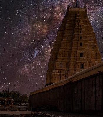 BA53 Noche en Hampi – India